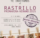 Rastrillo Primavera Verano 2015 The Gallery Room