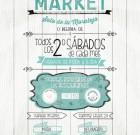Los Porches Market : mercadillo y ocio infantil en Madrid