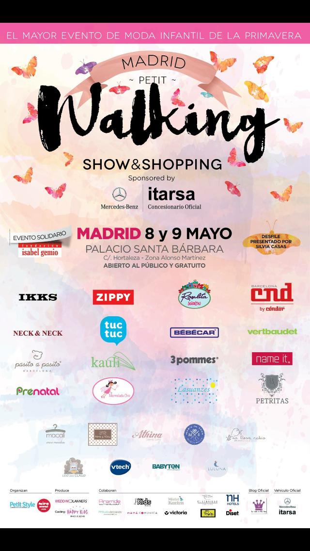MADRID PETIT WALKING SHOW&SHOPPING