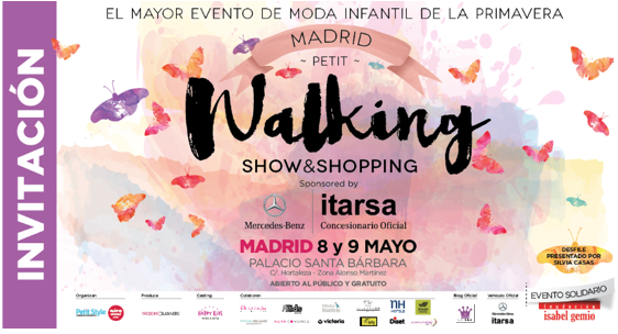 MADRID PETIT WALKING SHOW&SHOPPING
