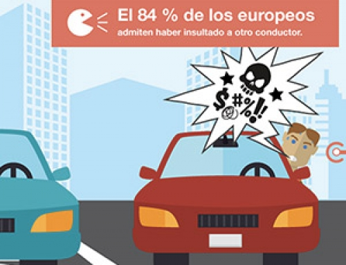 ¿Te ha pasado esto mientras conduces?