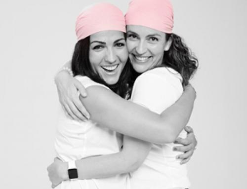 Te doy mi abrazo, contra el cáncer de mama