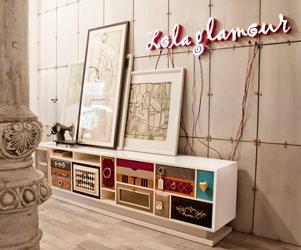Papel pintado en casa - Lola glamour ...