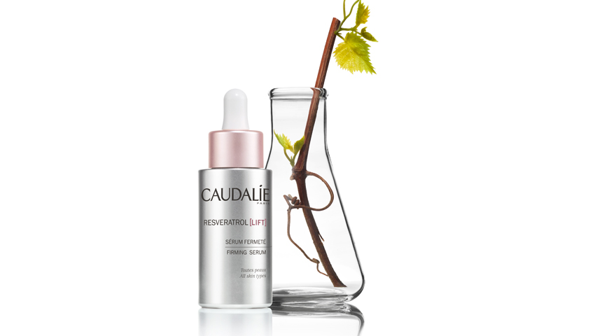 caudalie resveratrol lift serum