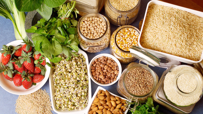 granos dieta mediterranea