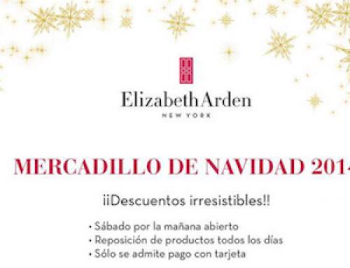 Mercadillo de Navidad de Elizabeth Arden 2015