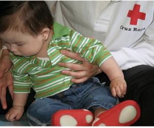 Pedro del Hierro Rastrillo Solidario con Cruz Roja noviembre 2015