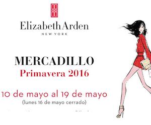 Elizabeth Arden Mercadillo Primavera 2016