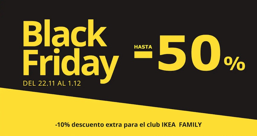 ikea black friday ofertas