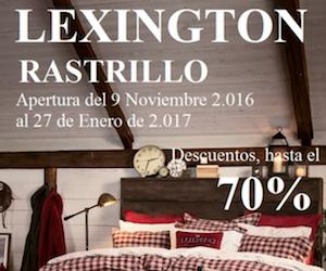 RASTRILLO LEXINGTON 2016