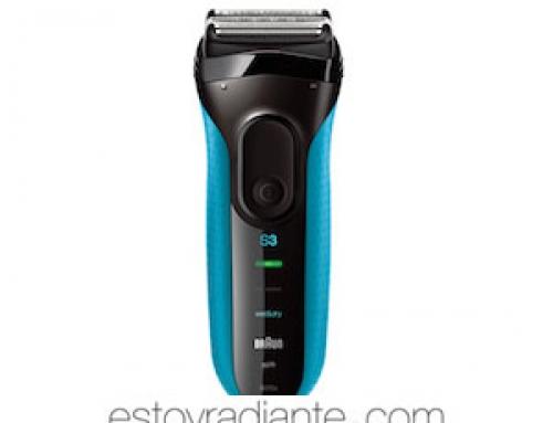 Concurso para ganar 2 afeitadoras Braun Series