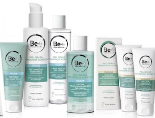 Nueva gama para piel grasa con tendencia acneica de Be+