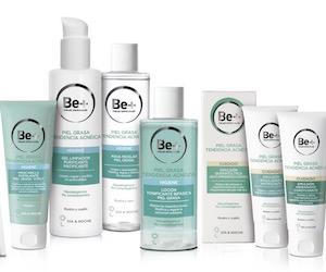 Be+ piel grasa acneicas