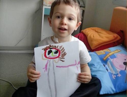 Imparables contra la leucemia con la Fundación Josep Carreras