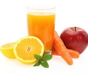 12 frutas y verduras saludables de invierno