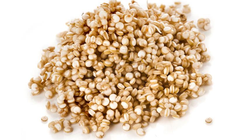 quinoa granos