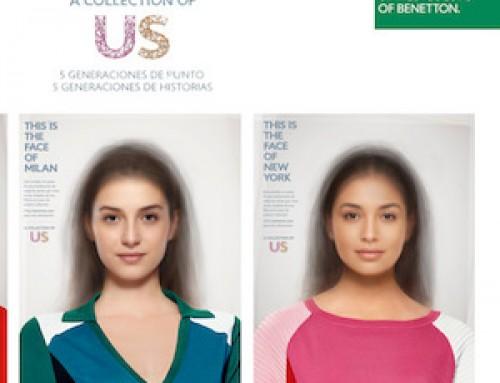 Face of the City la nueva campaña de Benetton