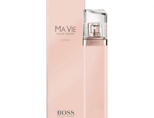 Boss Ma Vie Intense la nueva fragancia femenina de Boss