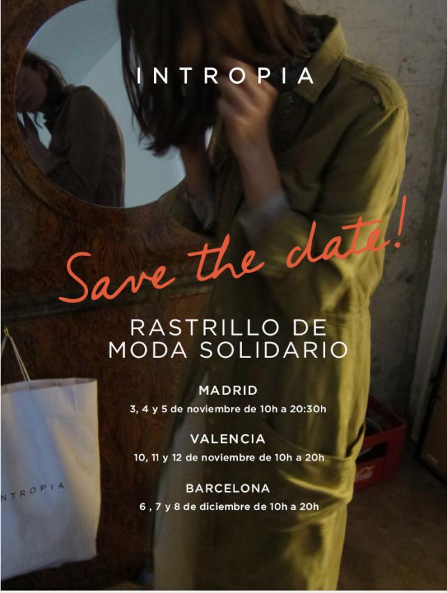 Rastrillo intropia Madrid 2016