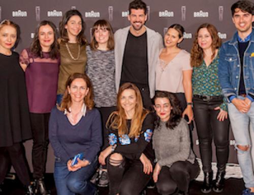 Miguel Angel Muñoz y Amaia Salamanca nos presentan las novedades de Braun