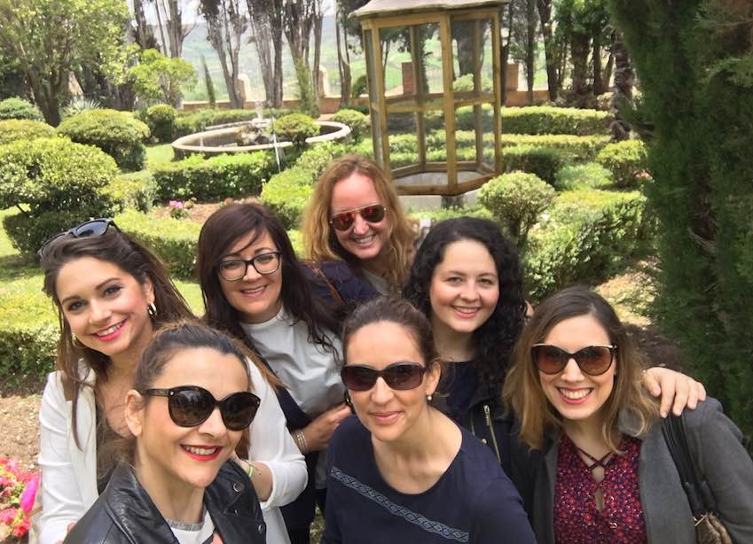 Niwa viaje blogger