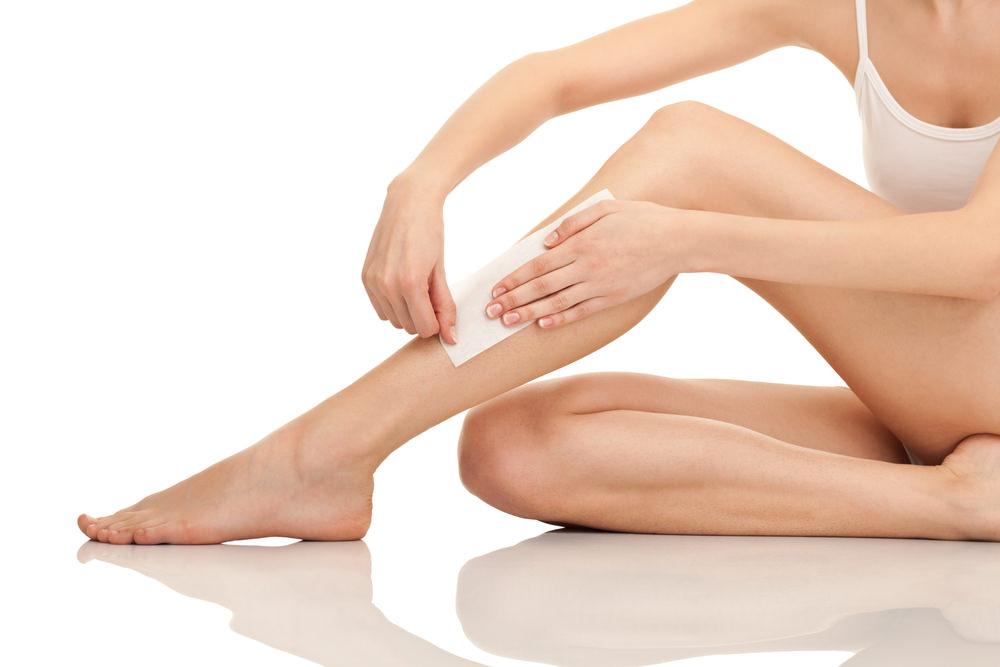 depilar piernas