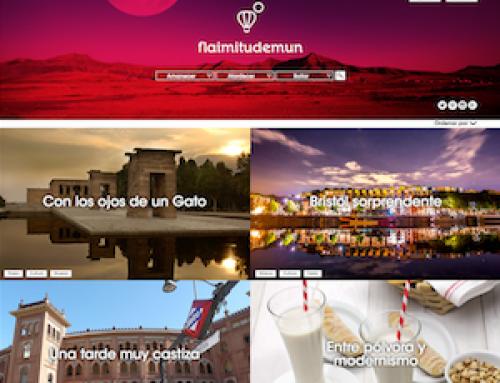 Flaimitudemun plataforma de experiencias viajeras