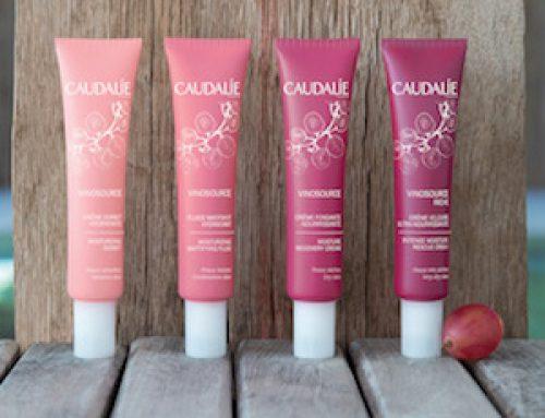 Vinosource de Caudalie ahora en rosa