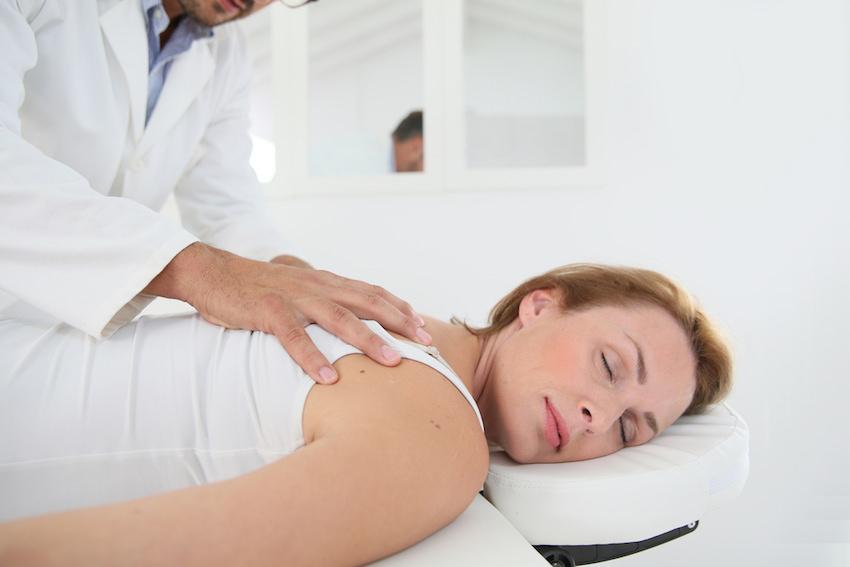 quiropractica