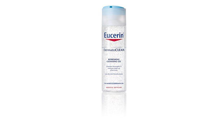 Eucerin® DermtoCLEAN Gel Limpiador Refrescante
