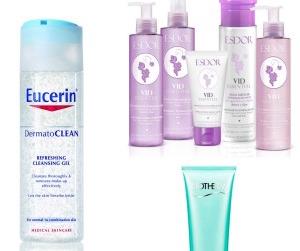 Las mejores limpiadoras faciales