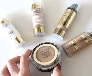 max factor bases maquillaje