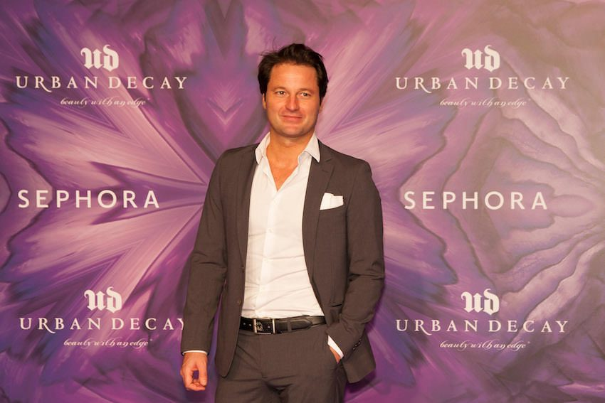 Fiesta urban decay y sephora madrid