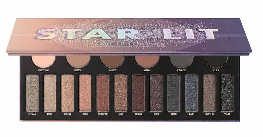 make up forever Star Lit Eye Shadow Palette