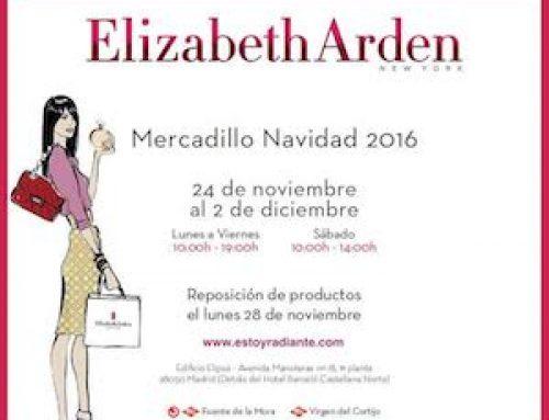 Mercadillo de Elizabeth Arden 2016