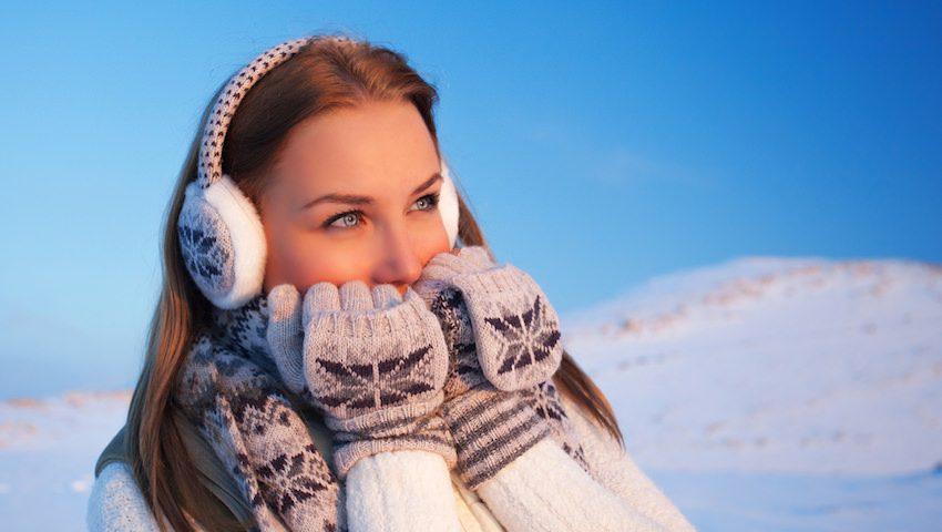 protegerse del frio