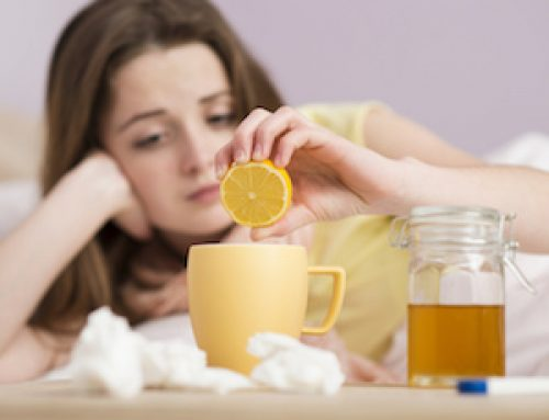 10 alimentos para combatir el resfriado