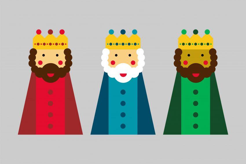 verdadera historia de los Reyes Magos