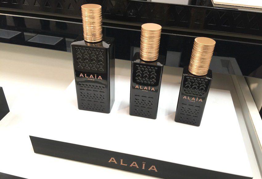 Alaïa Eau de Parfum negro
