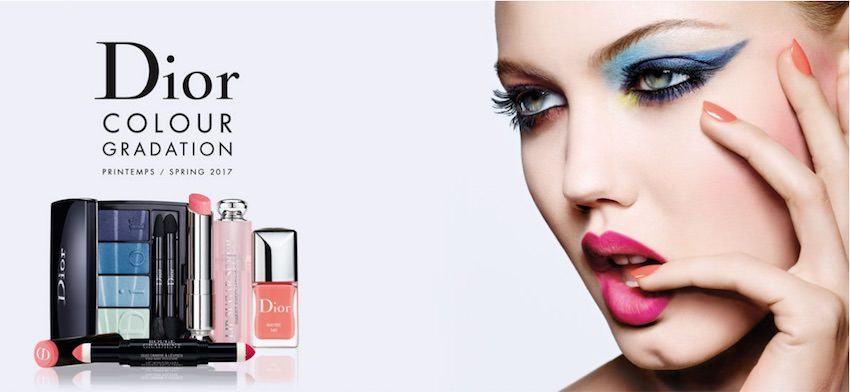 Dior maquillaje primavera