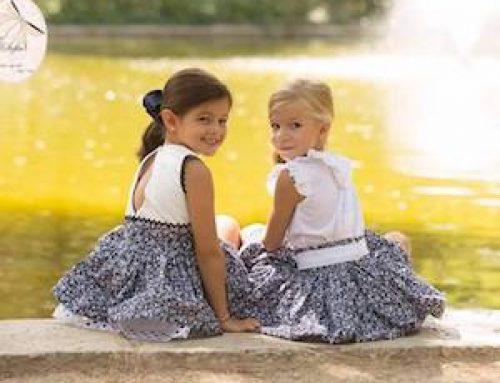 Para Sofía liquidación de vestidos de niña primavera-verano