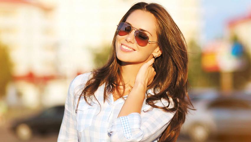 Gafas de sol para combatir alergias primaverales