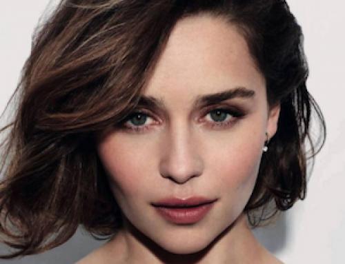 Emilia Clarke imagen de Dolce&Gabbana The One