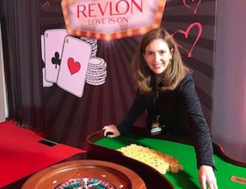 Amaia Salamanca primera embajadora de Revlon en España