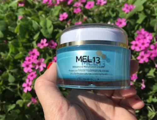 Primer tratamiento facial con melatonina : Mel13