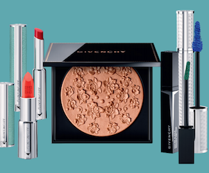 Maquillaje Verano 2017 Givenchy - Les Saisons: Gypsophila