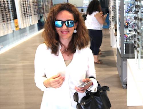 Showroom de gafas de sol los días 1, 2 y 3 de junio