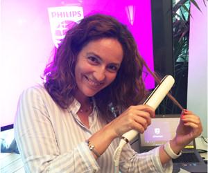 Philips Nutri Wonder Plancha de pelo