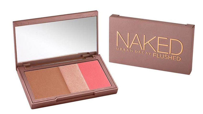 URBAN DECAY Trio Naked Flushed Urban Decay