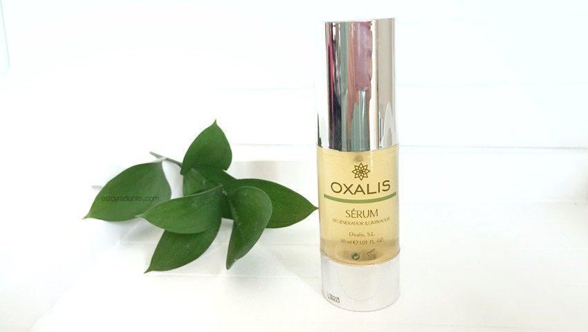 Oxalis serum hidratante